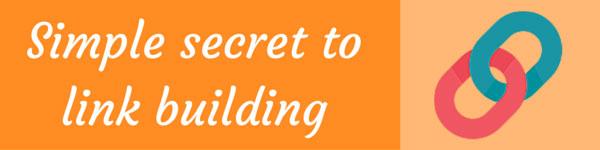 Secret-to-simple-link-build